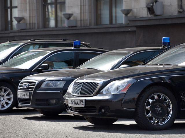 ОНФ составили топ-лист самых дорогих автомобилей, приобретенных за бюджетные деньги