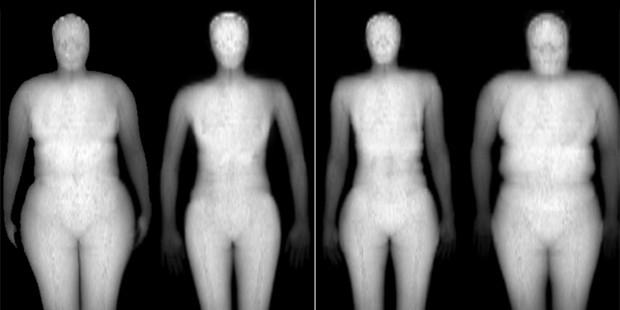 Ученые определили идеальный с точки зрения сексапильности индекс массы тела женщин