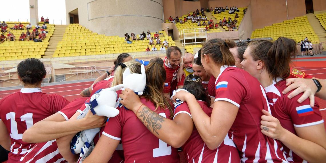 Женская сборная России по регби впервые поедет на Олимпиаду