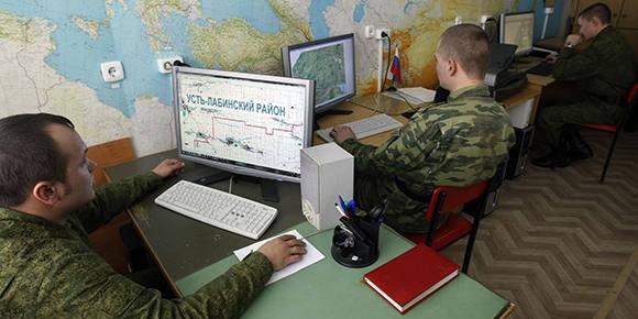 В России разработали военный интернет