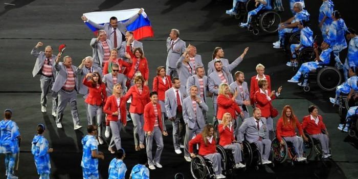 Белоруссии запретили использовать российский флаг на Паралимпиаде