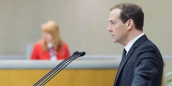 """Медведев прокомментировал ситуацию с """"Платоном"""""""