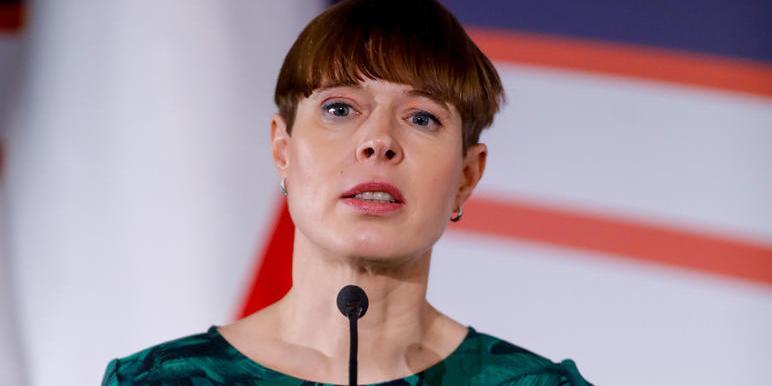 Президент Эстонии возмутилась отсутствием европейской солидарности в условиях кризиса