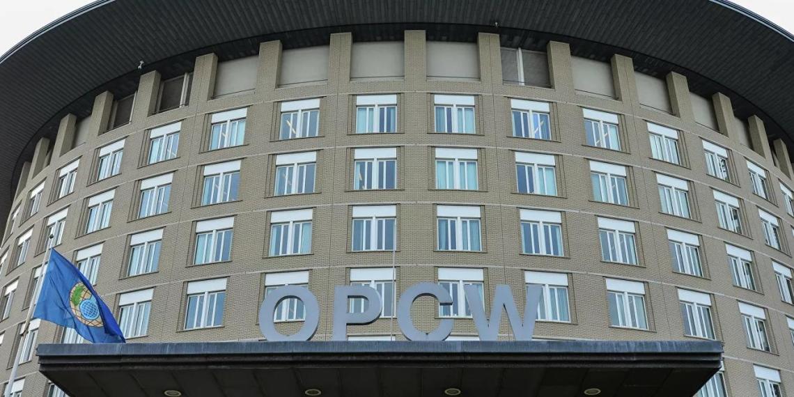 Россия отметила нестыковки в заявлениях ОЗХО по Навальному