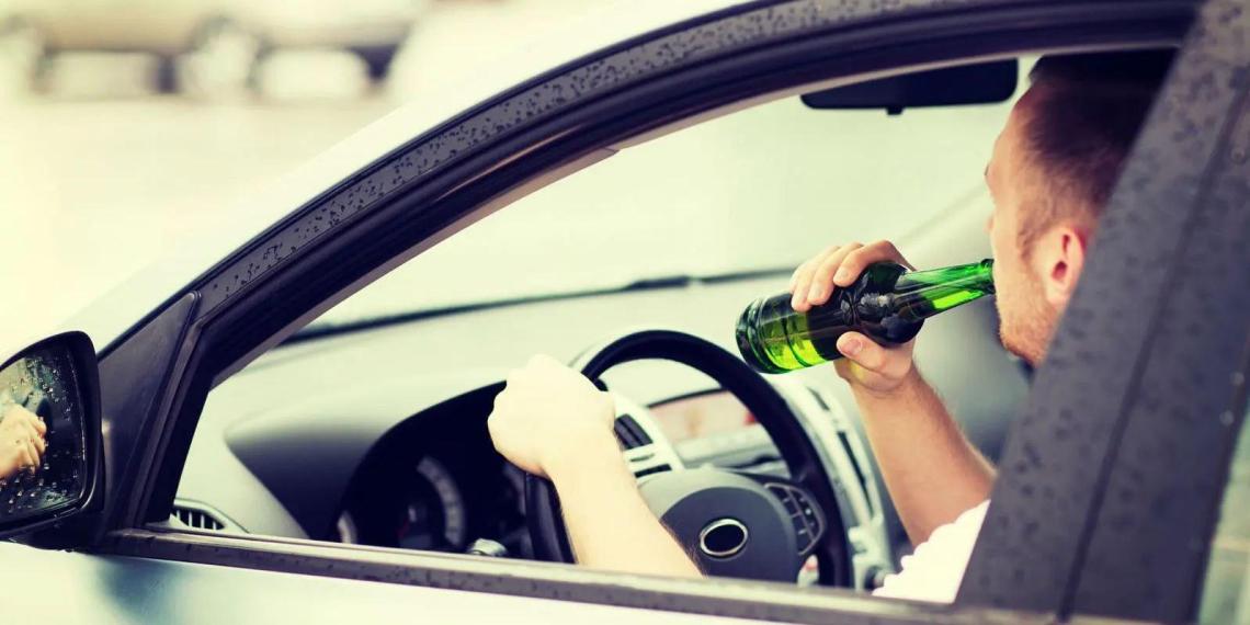 Власти планируют ужесточить наказание для пьяных водителей
