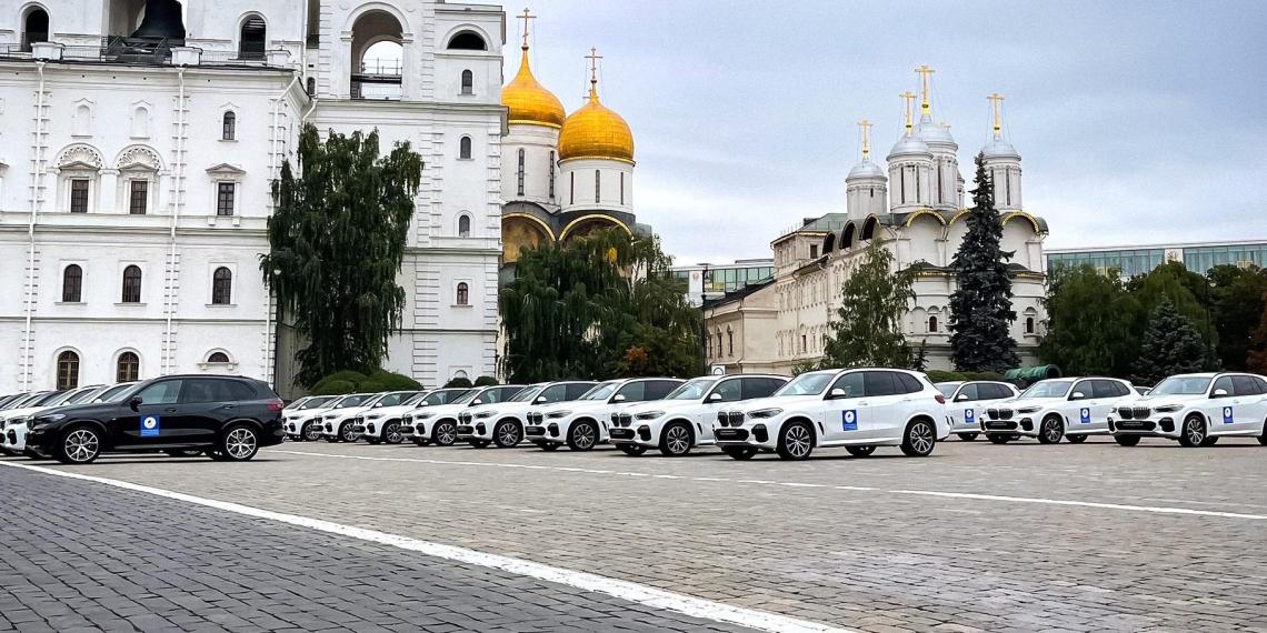 Названа причина продажи олимпийцами подаренных автомобилей BMW