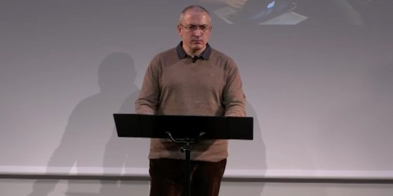 Ходорковский призвал к революции в России