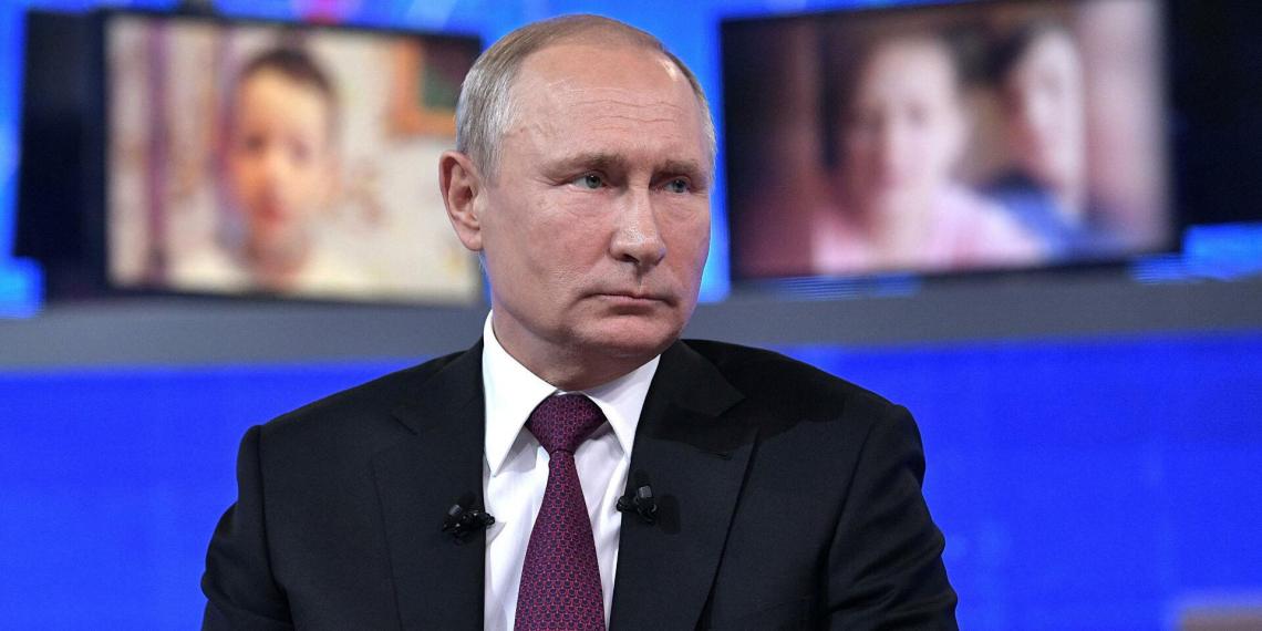 Путин подчеркнул: подключение газа для населения должно быть бесплатным