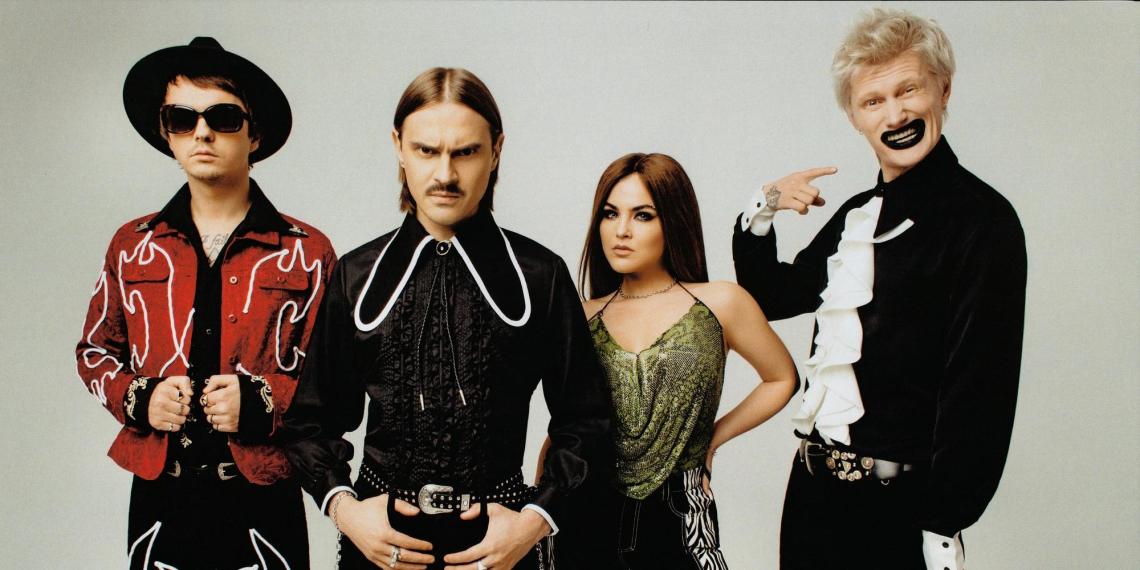 СМИ: Little Big обвинили в плагиате песен The Black Eyed Peas