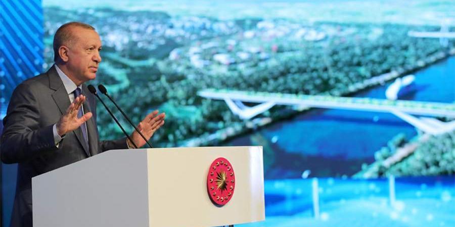 Эрдоган дал старт строительству канала для обхода конвенции Монтре