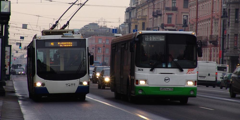 В Петербурге пьяная школьница разбила молотком голову кондуктору автобуса