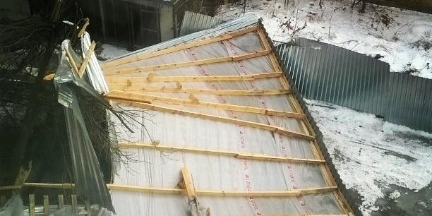 Самые жесткие фото и видео урагана на Юге России из соцсетей