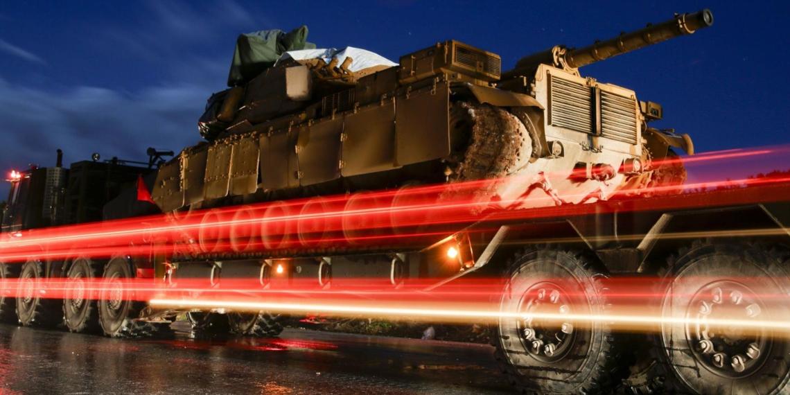 Эрдоган: военная операция по захвату Идлиба может начаться в любой момент