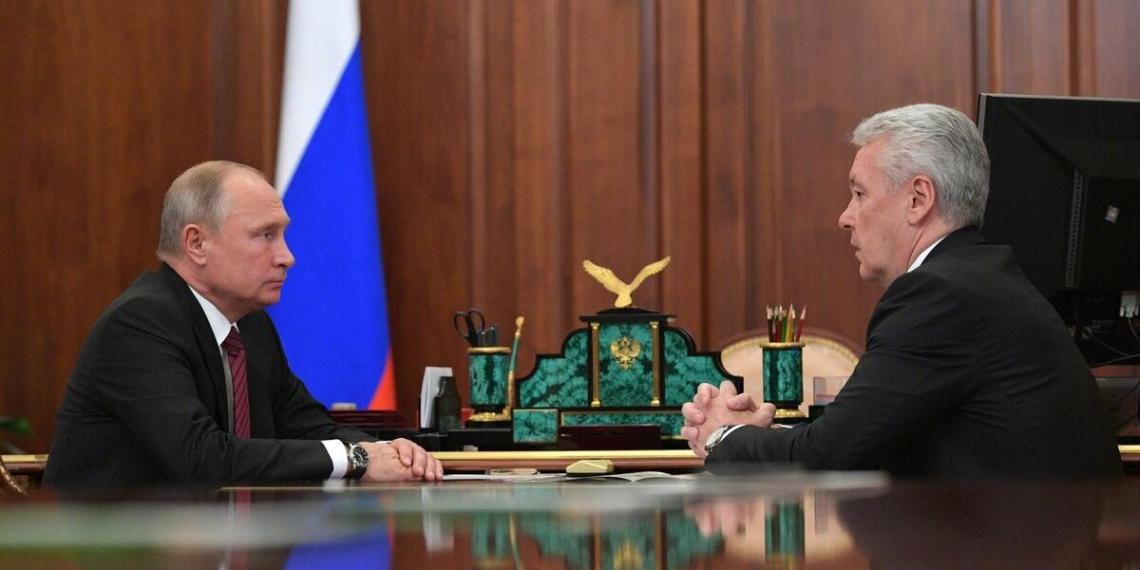 Путин: Москва демонстрирует очень хорошие показатели развития