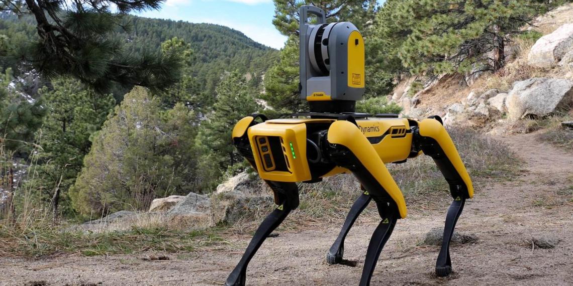 """""""Сбер"""" приобрел у Boston Dynamics робота-собаку стоимостью 74,5 тысячи долларов"""