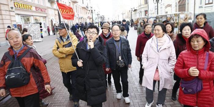 Россия запретила китайцам летать через свою территорию транзитом