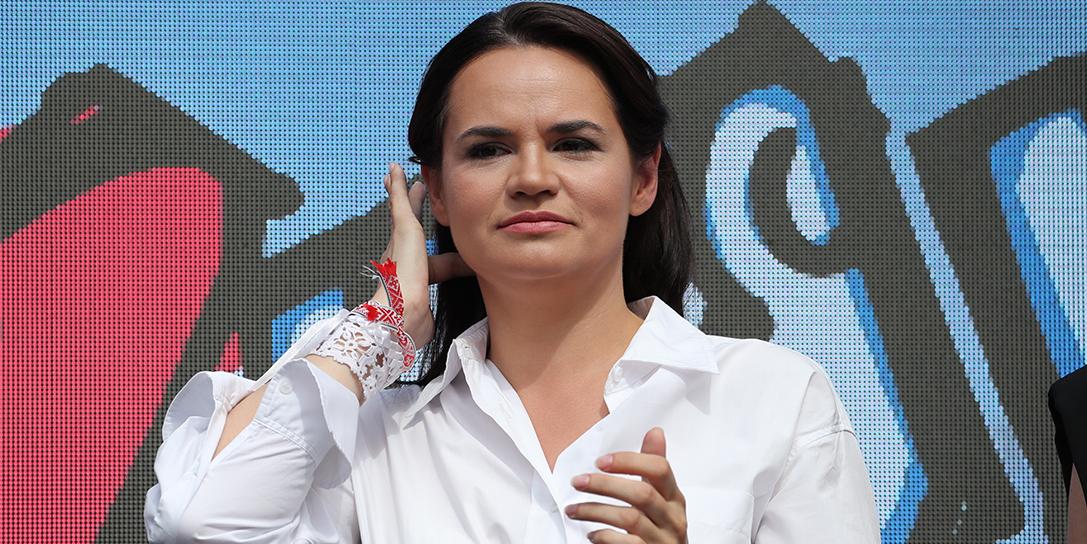 Тихановская заявила, что пересмотрит все новые договоренности Путина и Лукашенко