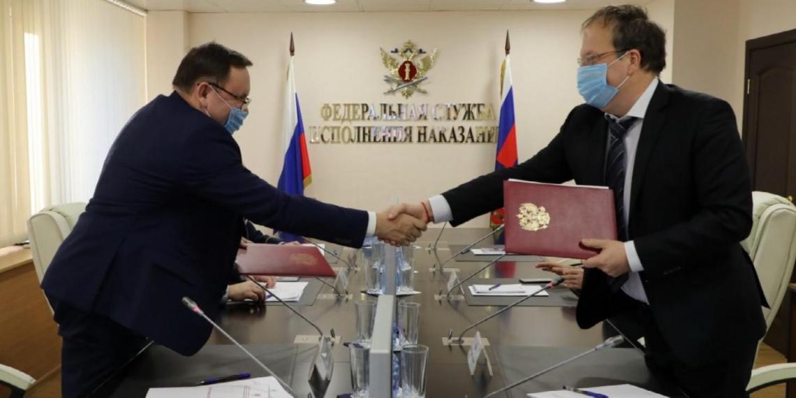 Общественная палата заключила соглашение о взаимодействии с ФСИН