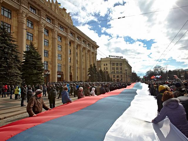 В Киеве признали: часть жителей Украины хочет прихода русских