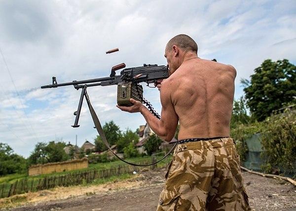 Луганск в полной боевой готовности ждет штурма