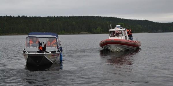 В Карелии перевернулась лодка с подростками спустя год после трагедии на Сямозере