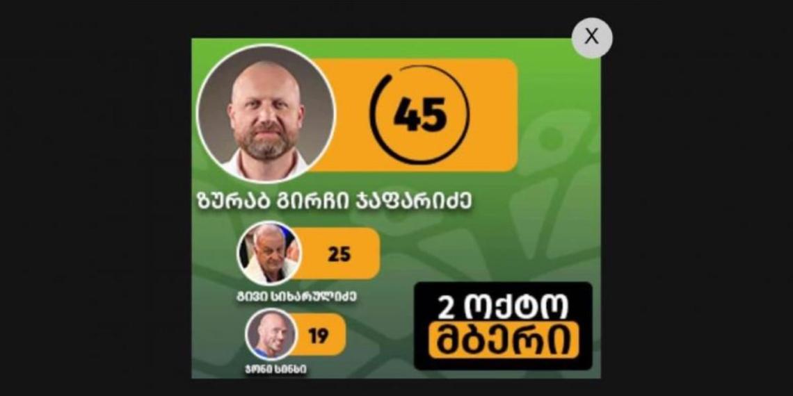 """Грузинская партия """"Шишка"""" оплатила предвыборную рекламу на PornHub"""
