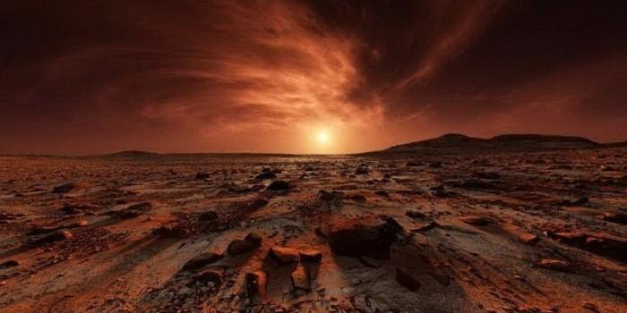 Ученые нашли на Марсе жидкую воду