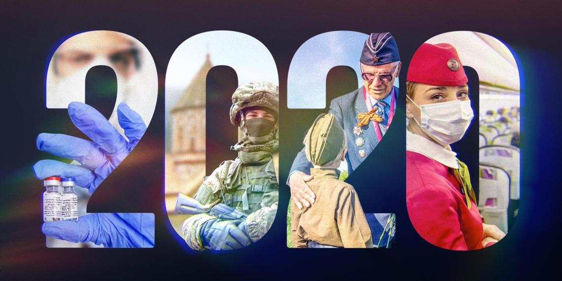 Топ-10 побед России на международной арене в 2020 году