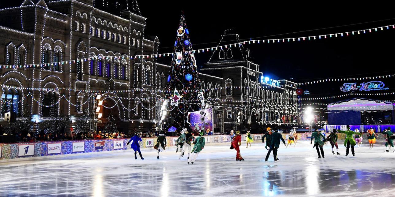 В Москве отменили массовые мероприятия на Новый год