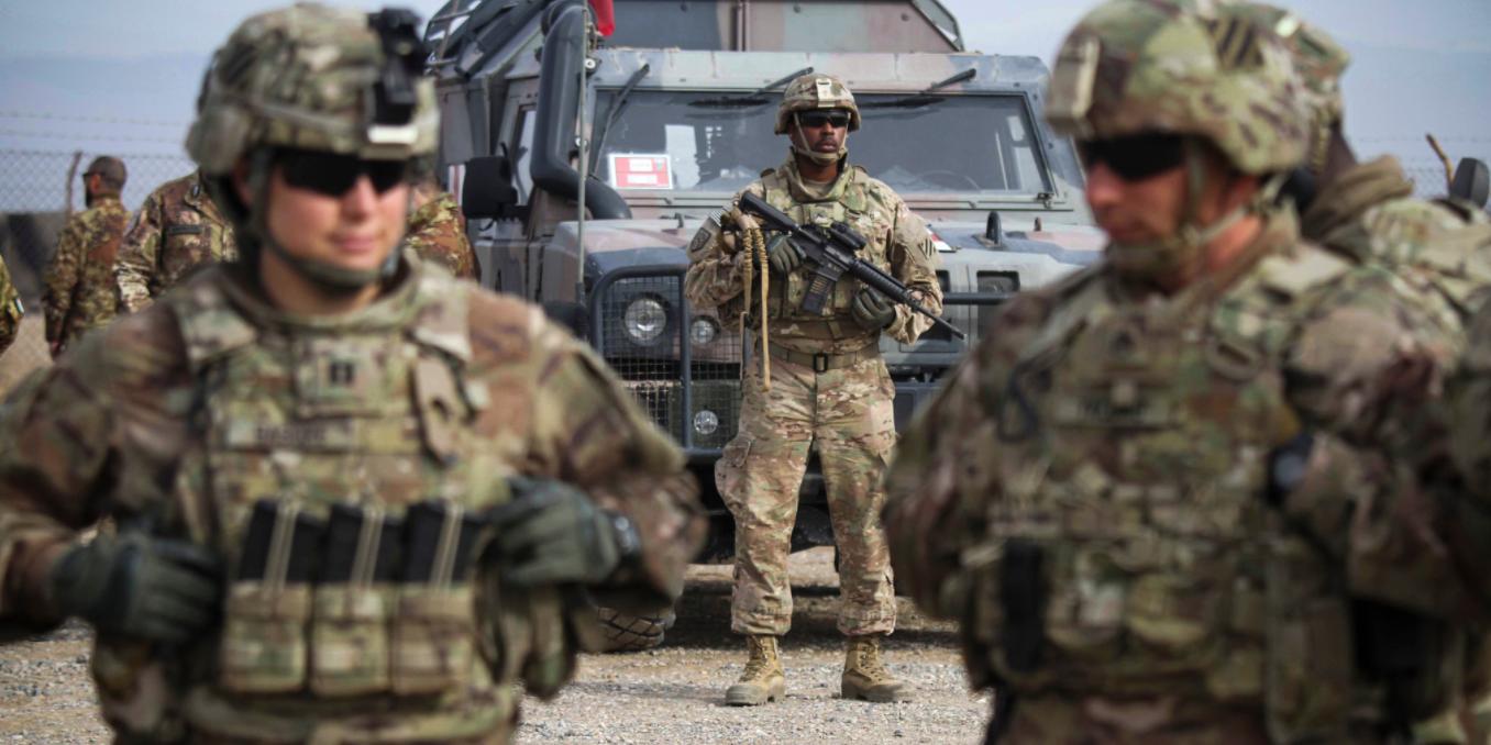 National Interest: вывод войск НАТО из Афганистана — черная метка для Украины, Грузии и  Молдавии