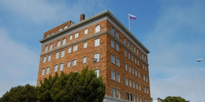 США потребовали закрыть консульство России в Сан-Франциско до 2 сентября