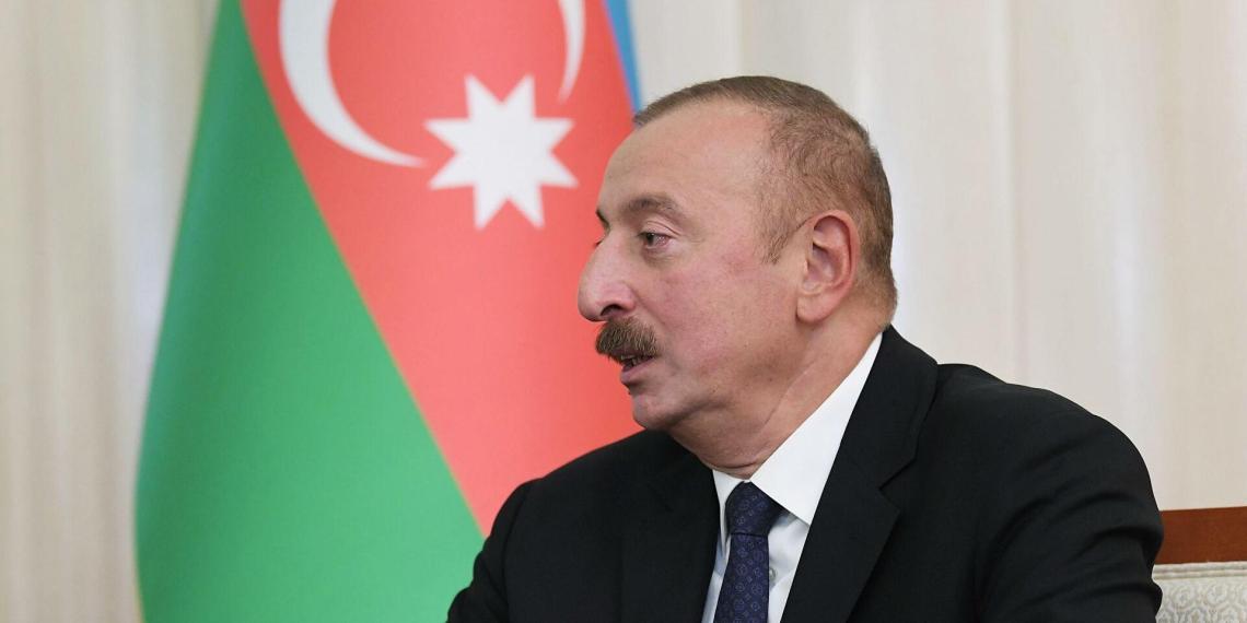 """Алиев назвал Ереван """"исторической территорией"""" Азербайджана"""
