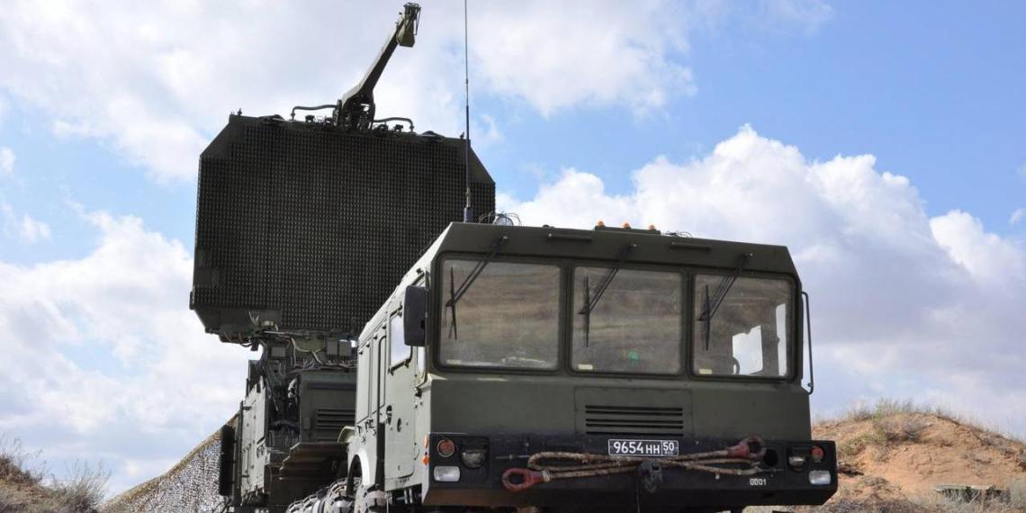 Крымские РЛС оказались отключены во время подлета бомбардировщиков ВВС США
