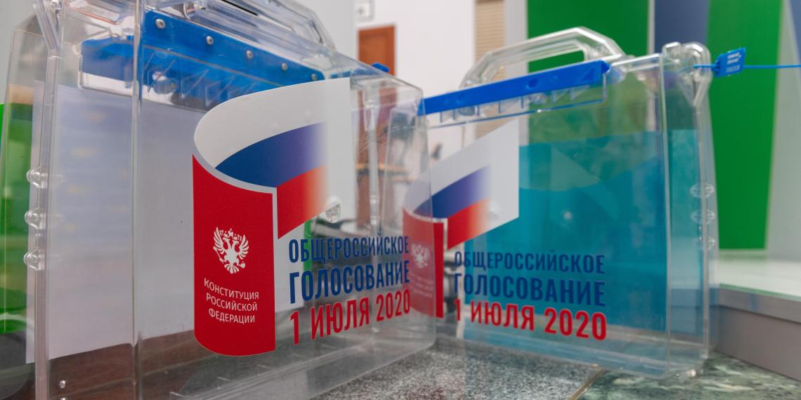В ОП оценили меры против COVID-19 на открывшихся участках для голосования