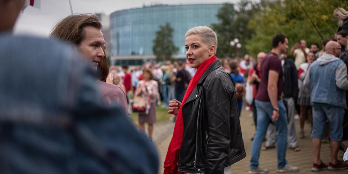 В Белоруссии арестовали лидера оппозиции