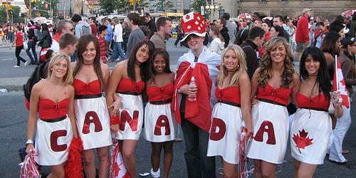 Гимн Канады хотят поменять из-за феминизма