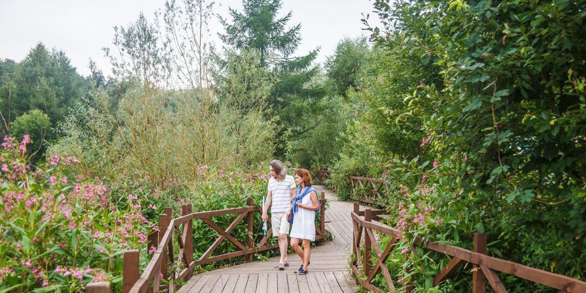 В сентябре в Москве откроют самый длинный экологический парк в Европе