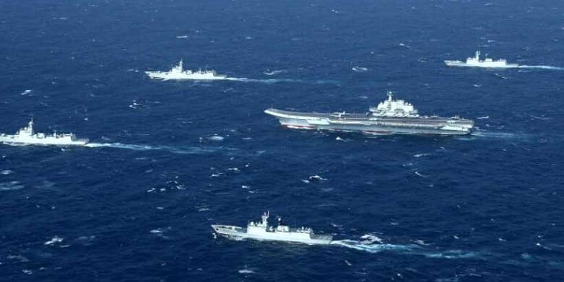 США не позволят Китаю посягать на территории в Южно-Китайском море