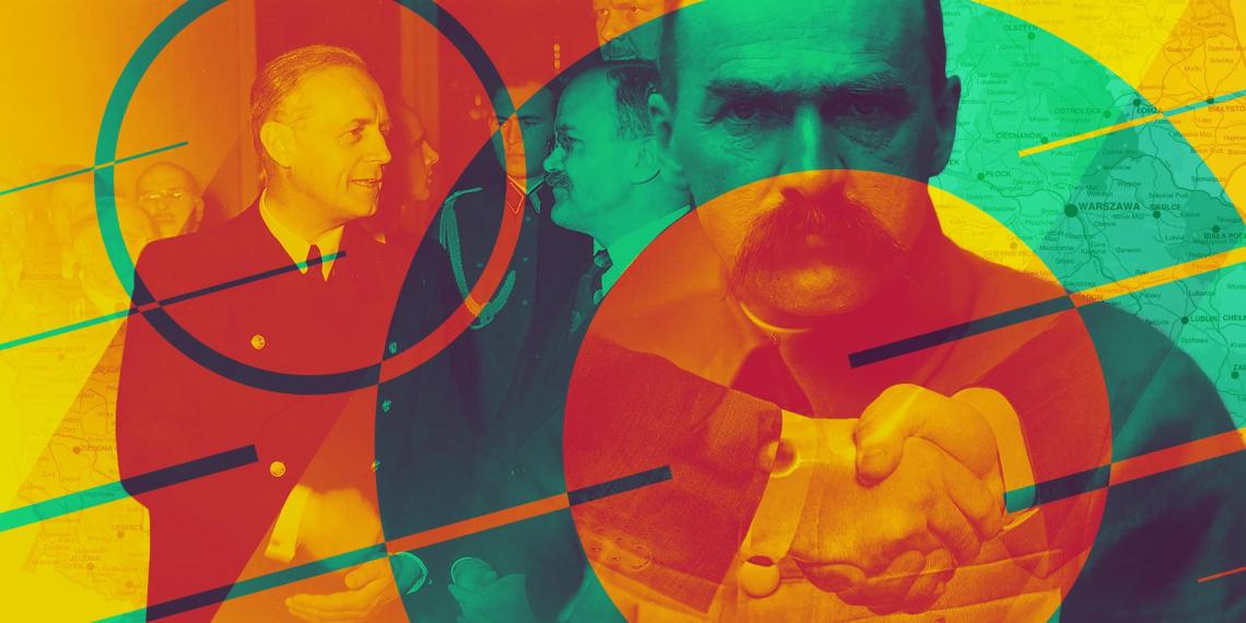 Передел в пользу Рейха: как Польша с Гитлером готовились дробить Россию