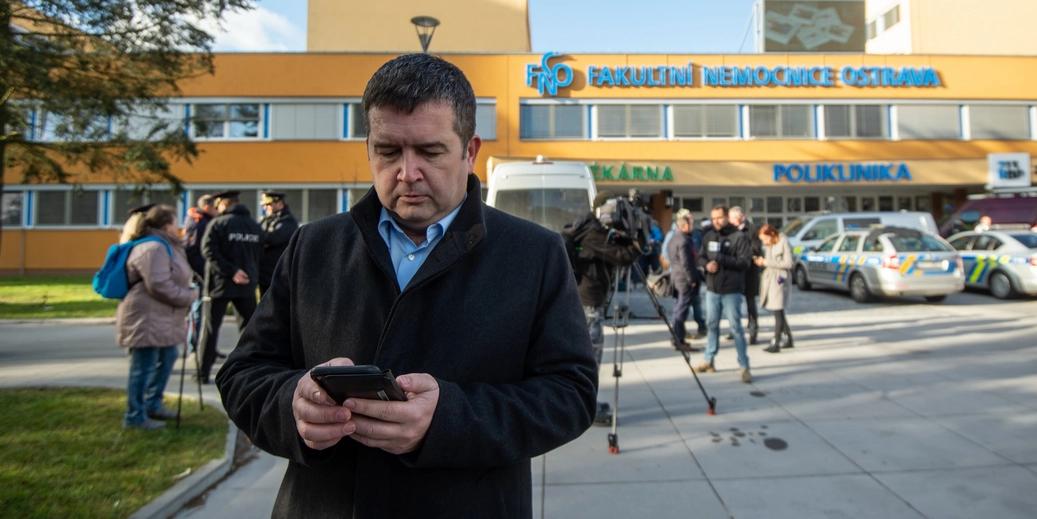 Глава МВД Чехии случайно раскрыл разведчиков в России
