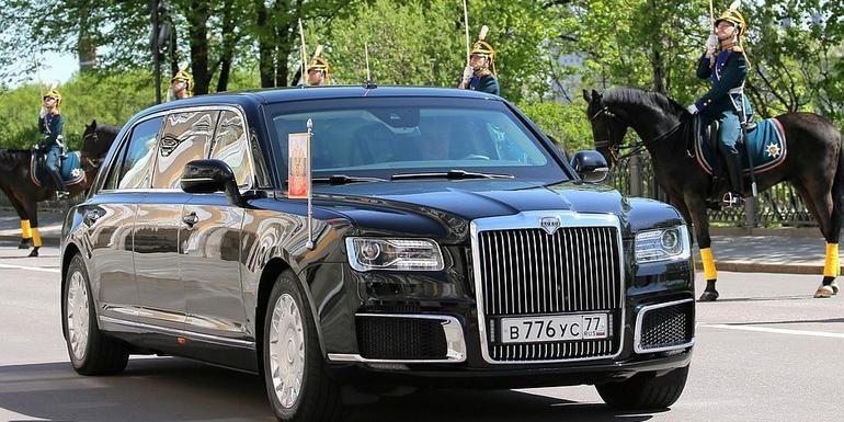Эксперт оценил возможности нового российского правительственного лимузина