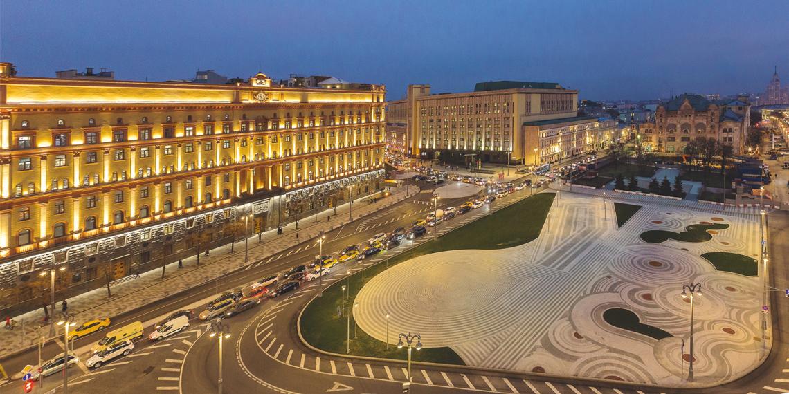 В РПЦ поддержали идею поставить на Лубянской площади памятник Александру Невскому