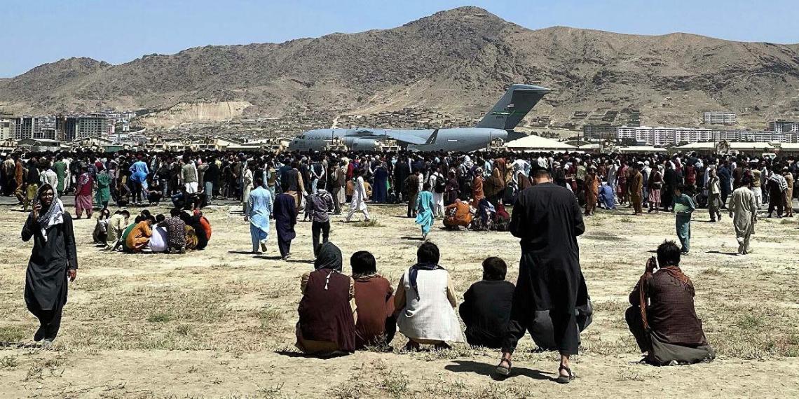 У Украины угнали самолет, предназначенный для эвакуации людей из Кабула