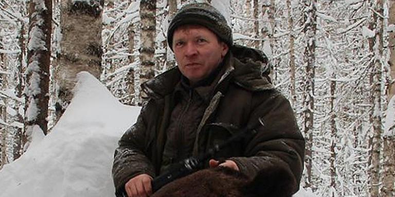 Уволился застреливший спящего медведя российский чиновник