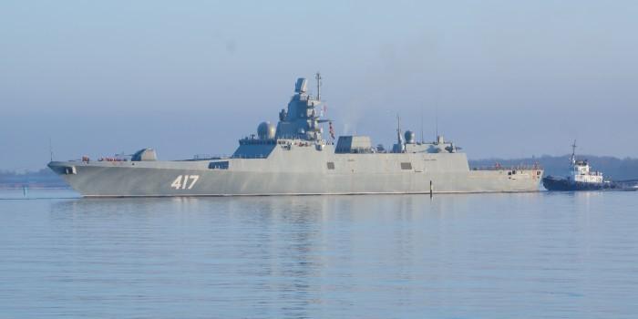 Российские фрегаты преследовали корабль канадского премьера