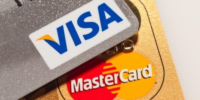 В Крыму вновь заработали карты Visa и MasterCard