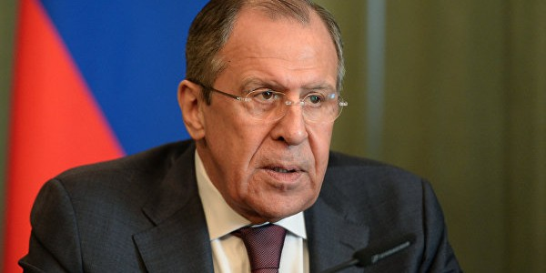 Лавров прокомментировал инцидент со сбитым коалицией сирийским самолетом