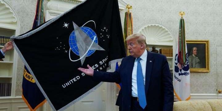 Netflix перехватил у Космических войск США товарный знак