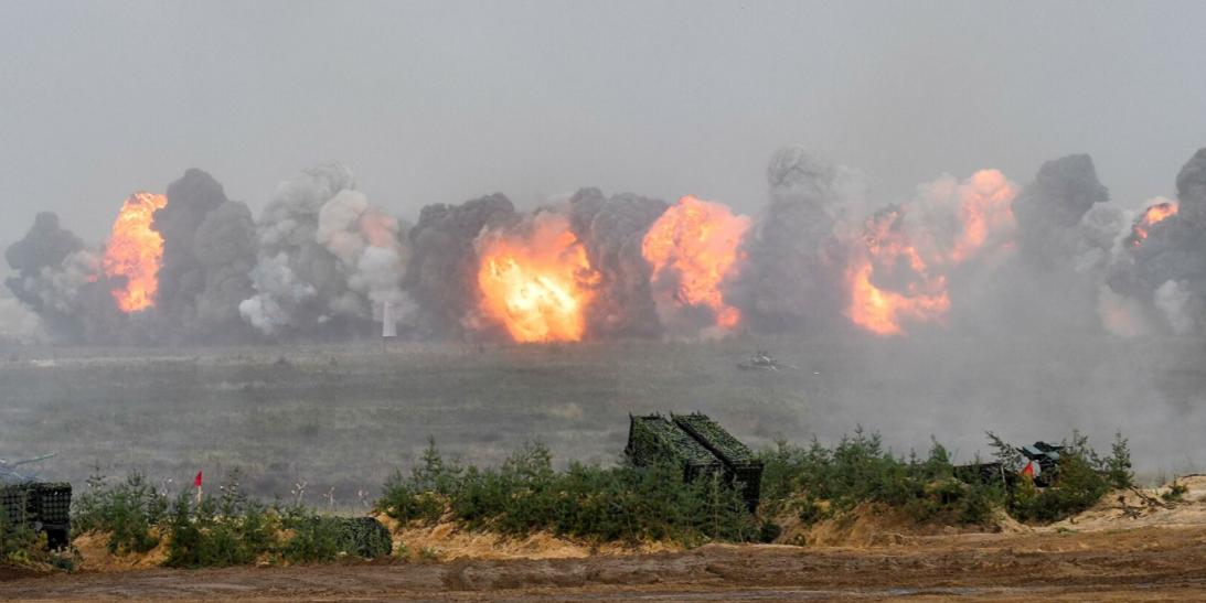 Российские войска обвинили в условном ядерном ударе по Польше