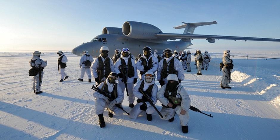 НАТО фиксирует активизацию российских военных в Арктике